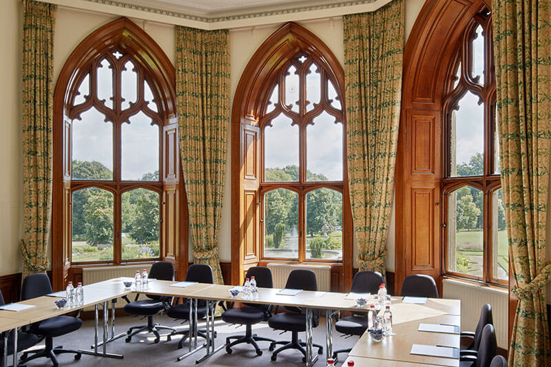 Conference room at Ashridge House